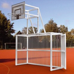 Basketball-Anlage