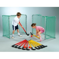 "Sport-Thieme® Hockey-Set ""School"" mit Toren"