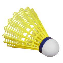 "Victor Badmintonbälle ""Shuttle 1000"" Blau, mittel, Weiß"