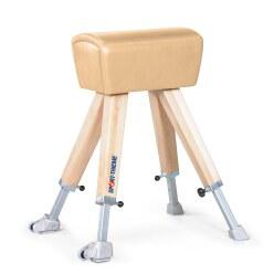Sport-Thieme® Turnbock mit Holzbeinen