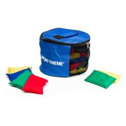 Sport-Thieme Bohnensäckchen  mit Tasche Waschbar mit Kunststoffgranulat