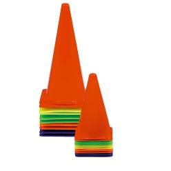 Markierungskegel 10er-Set 20,5x20,5x37 cm