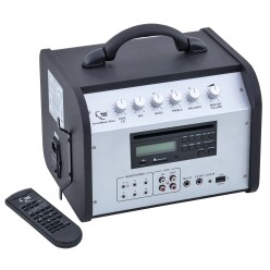 "TLS® Combibox ""VoiceMaker"" MP3-CD/USB"