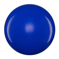 Balance-Kugel Rot mit Silberflitter, ø ca. 70 cm, 15 kg