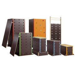 "Cube Sports® Parkour ""Advanced Set"""