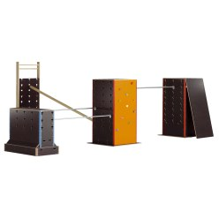 "Cube Sports® Parkour ""School Set II"""