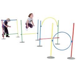 """Sport-Thieme® Spiel-Parcours-System Set """"Basic"""""""