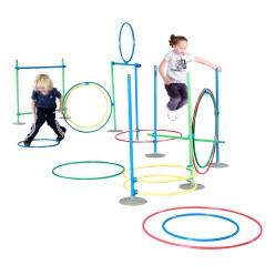 """Sport-Thieme® Spiel-Parcours-System Set """"Standard"""""""