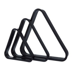 """Billard Dreieck """"Triangel"""" Kunststoff Für Billard-Kugeln ø 57,2 mm"""
