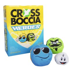 Crossboccia Doublepack Einsteiger-Set für 2 Spieler Mexican u. Dude
