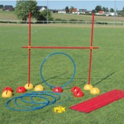 Trainingshilfe-Set mit Reifen