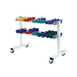 Sport-Thieme® Ablageständer, fahrbar