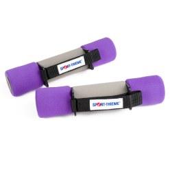 Sport-Thieme® Aerobic Hanteln 3 kg, Schwarz