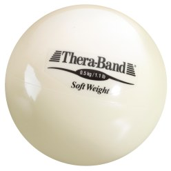"TheraBand Gewichtsball ""Soft Weight"""