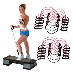 Sport-Thieme Fitness-Step-Tube 10er Sets