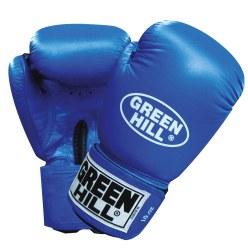 """Green Hill® Boxhandschuhe """"Punch II"""" 10 oz., Schwarz"""