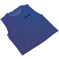Sport-Thieme Mannschaftswesten / [Restposten] Blau, Jugend, (BxL) ca. 53x70 cm