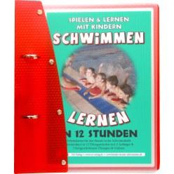 """Schwimmkartensatz """"Schwimmen lernen in 12 Stunden"""""""