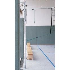 Sport-Thieme Volleyballpfosten zum Einhängen