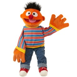 Living Puppets® Handpuppen aus der Sesamstraße®
