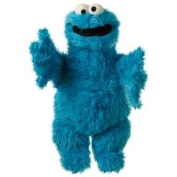 Living Puppets® Handpuppen aus der Sesamstraße® Krümelmonster