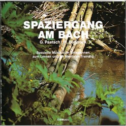 "CD ""Spaziergang am Bach"""