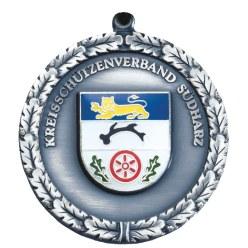Medaille geprägt