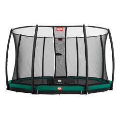 "Berg® Trampolin InGround ""Favorit"" mit Sicherheitsnetz Deluxe"