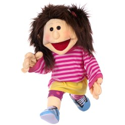 "Living Puppets® Handpuppe ""Finja"""