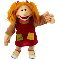 "Living Puppets® Handpuppe ""Lilabell"""