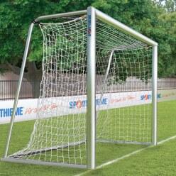 Sport-Thieme® Alu-Kleinfeldtor 3x2 m, vollverschweißt, transportabel