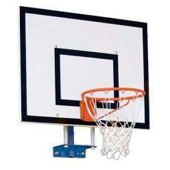 Sport-Thieme Basketball-Wandgerüst starre Ausführung
