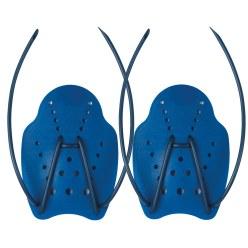 Beco Hand-Paddles Größe M, 20x14 cm, Blau