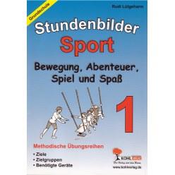 Stundenbilder Sport-Paket Grundschule - Teil 1-3