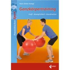 """Buch """"Ganzkörpertraining"""" Kraft-Beweglichkeit-Koordination"""