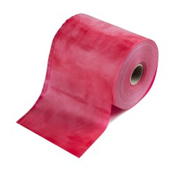 TheraBand™ Rolle Übungsband in 45,5 m Rot, medium