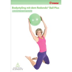 "DVD ""Bodystyling mit dem Redondo Ball Plus"""