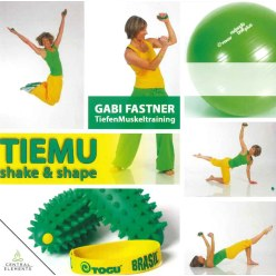 "CD ""TIEMU shake & shape"""