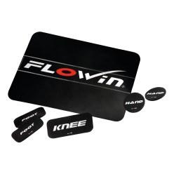 Flowin® Trainingsmatte inkl. Zubehör