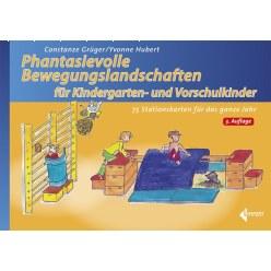 "Kartei ""Phantasievolle Bewegungslandschaften"""