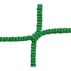 Schutz- und Stoppnetz, 12 cm Maschenweite Grün, ø 4,00 mm