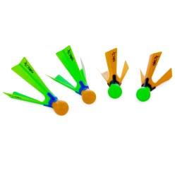 Helix Speed Badminton Ersatzball-Set