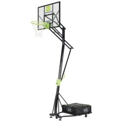 "Exit® Basketballanlage ""Galaxy Portable Basket"" mit Dunkring"