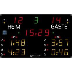 """Stramatel Eishockey-Anzeigetafel """"452 GE 9000"""""""