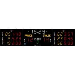 """Stramatel Eishockey-Anzeigetafel """"452 GB 9120-2"""""""