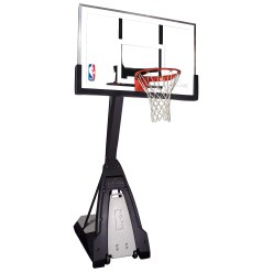 "Spalding® Basketballanlage ""NBA Beast Portable"""