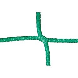 Knotenloses Jugendfußballtornetz