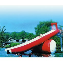 "Airkraft Wasserspielgerät  ""Rutsche am Turm"""