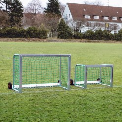 "Sport-Thieme® Mini-Fußballtor ""Safety"""