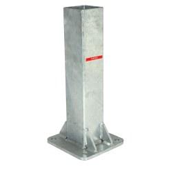 Funtec® Bodenhülse zum Aufschrauben
